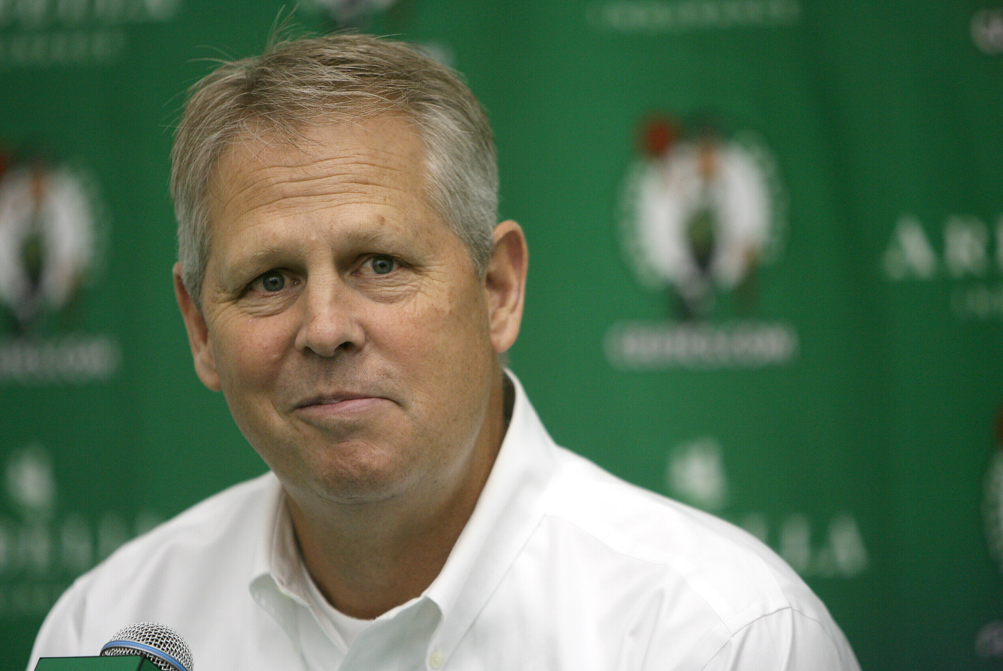 Danny Ainge on Celtics fseason Expect a Busy Summer CelticsHub