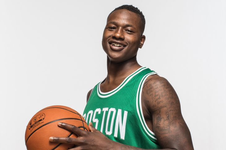 Terry Rozier: Boston Celtics News: Amir Johnson Is Impressed With Terry