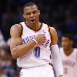 Russell Westbrook Contract Extension Thunder Celtics