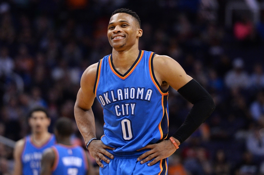 Russell Westbrook Signs Extension with OKC