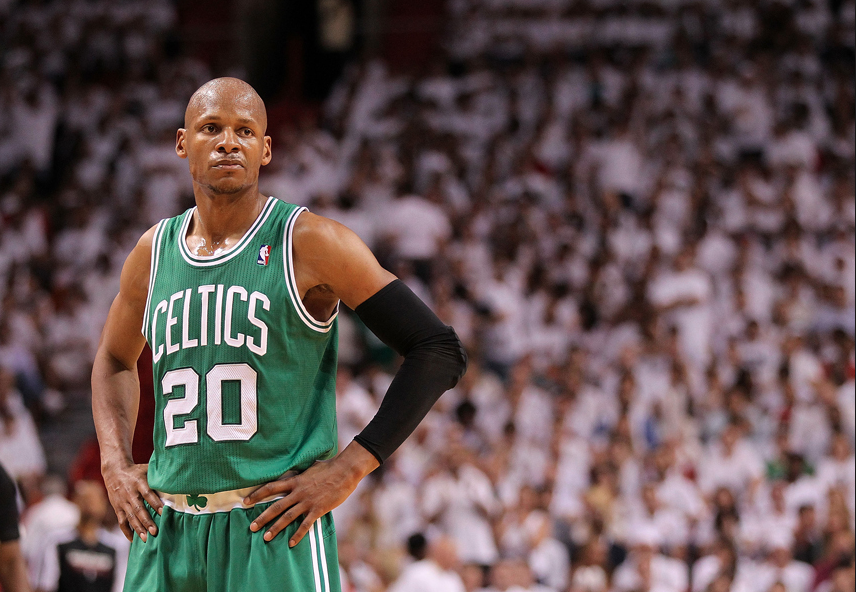 Ray Allen Has Spoken With Celtics About Comeback