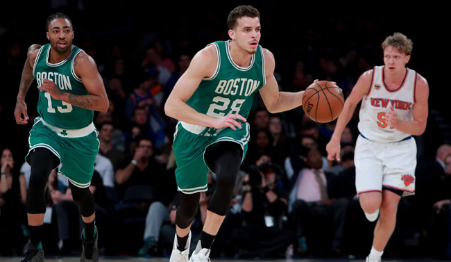 Celtics trade options