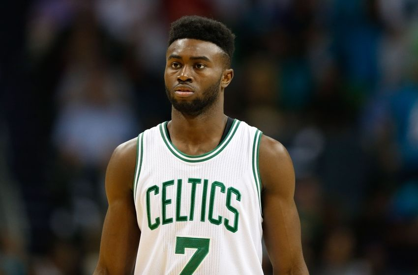 The Case for Starting Jaylen Brown