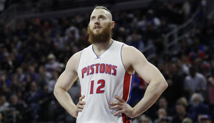 How Will Aron Baynes Fit in Boston?