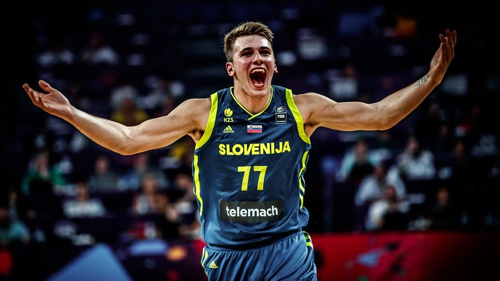 Get Excited About Luka Doncic
