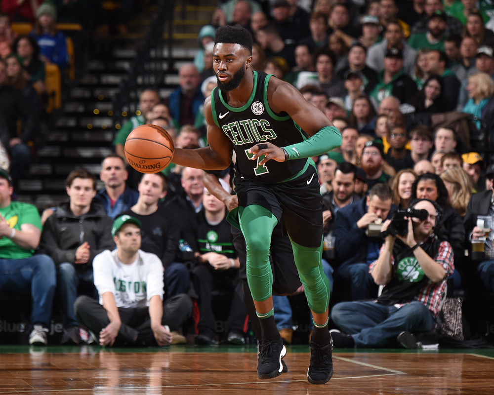 Jaylen Brown is becoming a complete player