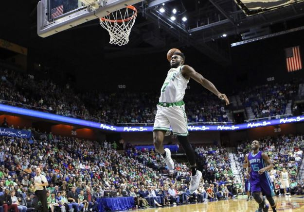 All Star Roster Rankings: Dunk Contest
